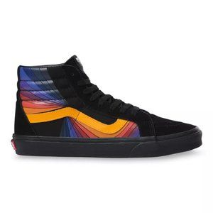 Vans SK8 Hi ReIssue Refract black and multi skate
